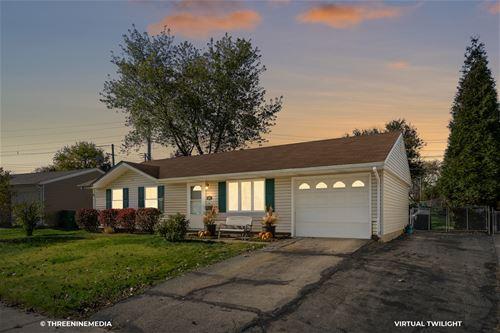 324 Hickory, Romeoville, IL 60446