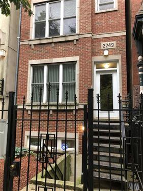 2249 W Monroe Unit 3, Chicago, IL 60612 Near West Side