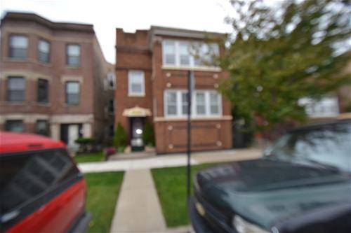 3349 W Cuyler Unit 1, Chicago, IL 60618 Irving Park