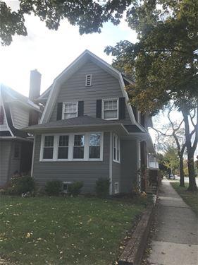 847 N Grove, Oak Park, IL 60302