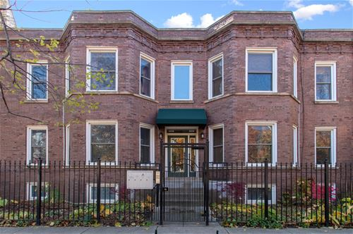 2434 N Linden Unit 1, Chicago, IL 60647 Logan Square