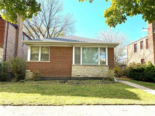 6026 N Christiana, Chicago, IL 60659 Pulaski Park