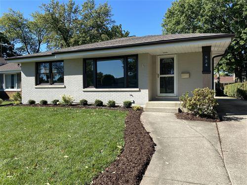 934 S Bryan, Elmhurst, IL 60126