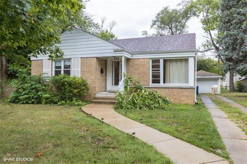 520 Kemman, La Grange Park, IL 60526