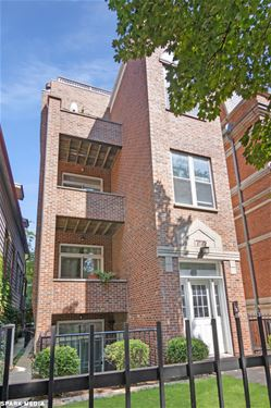 870 W Lill Unit 1, Chicago, IL 60614 Lincoln Park
