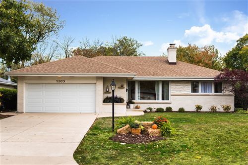 1103 Terrace, Glenview, IL 60025