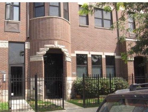 529 N Racine Unit 1, Chicago, IL 60642 Noble Square