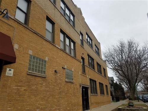 1862 W Berenice Unit 3W, Chicago, IL 60613 Northcenter