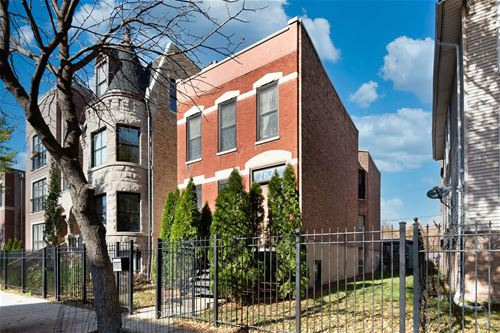 1628 W Warren, Chicago, IL 60612 Near West Side