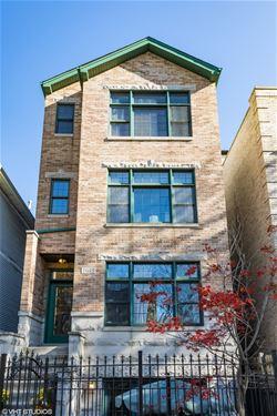 1645 N Oakley Unit 2, Chicago, IL 60647 Bucktown