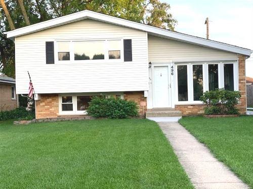 496 E Butterfield, Elmhurst, IL 60126