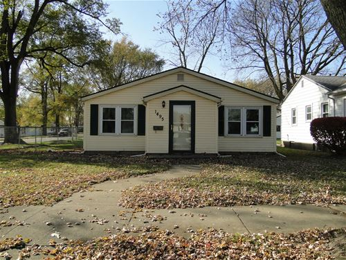 1495 S 4th, Kankakee, IL 60901