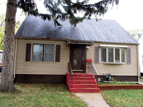 18343 Oakwood, Lansing, IL 60438