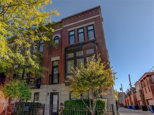 2849 N Hermitage Unit 24, Chicago, IL 60657 Lakeview