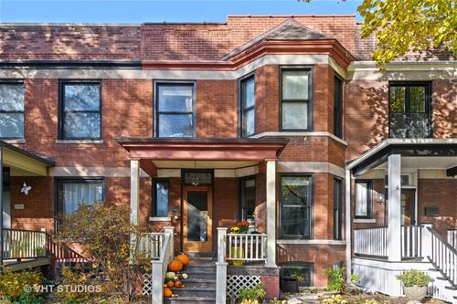 1908 W Newport, Chicago, IL 60657 Roscoe Village
