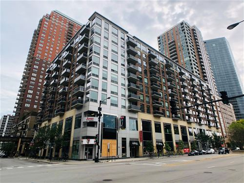 1 E 8th Unit 506, Chicago, IL 60605 South Loop