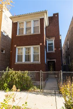 4937 N Albany, Chicago, IL 60625 Albany Park