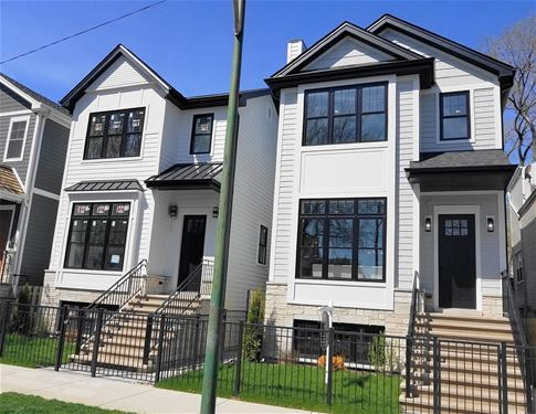 4144 N Leavitt, Chicago, IL 60618 Northcenter