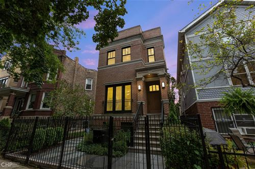 1651 N Oakley, Chicago, IL 60647 Bucktown