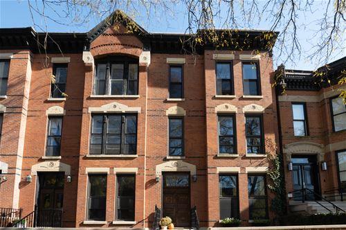2111 N Cleveland Unit 1, Chicago, IL 60614 Lincoln Park