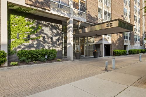 3033 N Sheridan Unit 1211, Chicago, IL 60613 Lakeview
