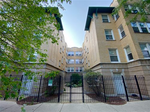 4754 N Albany Unit G, Chicago, IL 60625 Albany Park