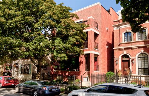 2449 N Racine Unit 3, Chicago, IL 60614 Lincoln Park