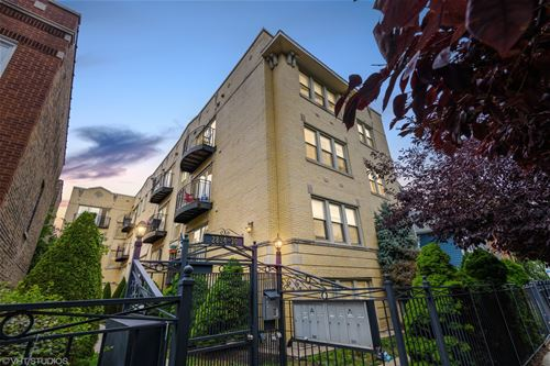 2836 N Dawson Unit 3W, Chicago, IL 60618 Avondale