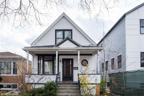 5043 W Ainslie, Chicago, IL 60630