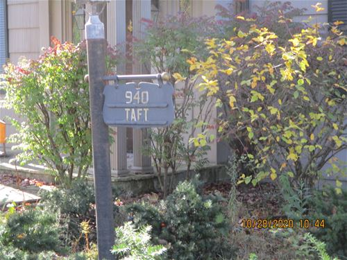 940 Taft, Hinsdale, IL 60521