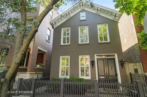 1740 N Sedgwick, Chicago, IL 60614 Lincoln Park