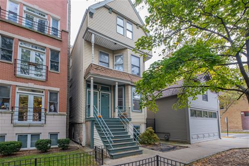 2937 N Racine, Chicago, IL 60657 Lakeview