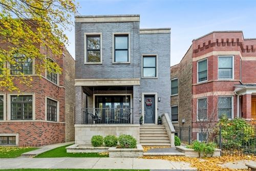 3642 N Bell, Chicago, IL 60618 Northcenter