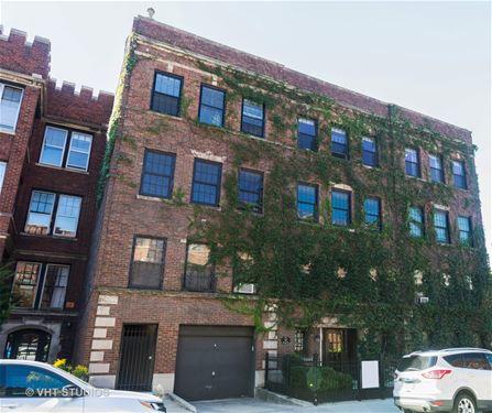 559 W Roscoe Unit 3W, Chicago, IL 60657 Lakeview