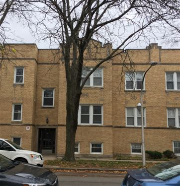 4014 W Ainslie Unit 1, Chicago, IL 60630 North Mayfair