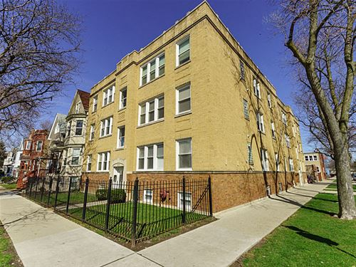 3301 N Ridgeway Unit 2S, Chicago, IL 60618 Avondale