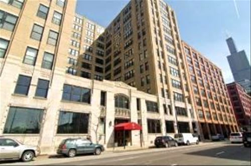 728 W Jackson Unit 217, Chicago, IL 60661 The Loop