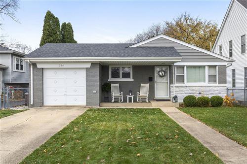 274 N Highview, Elmhurst, IL 60126