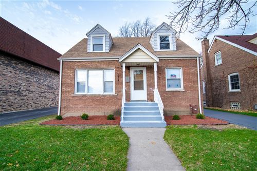 3926 W 104th, Chicago, IL 60655 Mount Greenwood