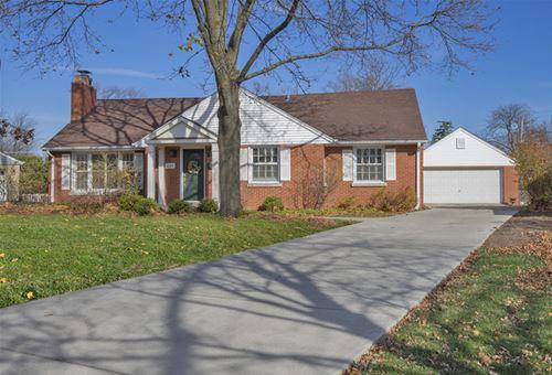 637 Garden, Glenview, IL 60025