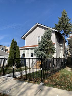 4722 W Belle Plaine, Chicago, IL 60641