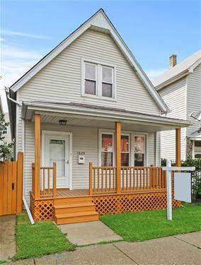 1820 N Richmond, Chicago, IL 60647