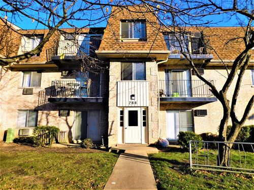 266 Shorewood Unit 17-2C, Glendale Heights, IL 60139