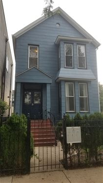 1701 N Fairfield Unit G, Chicago, IL 60647 Logan Square