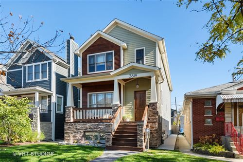 3619 N Campbell, Chicago, IL 60618 Northcenter