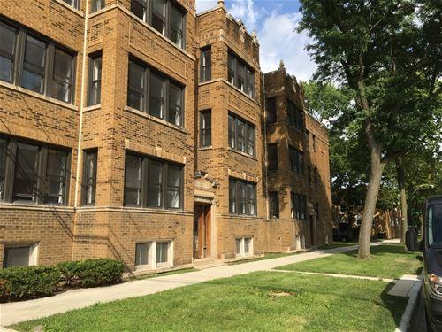 2438 W North Shore Unit 2, Chicago, IL 60645 West Ridge