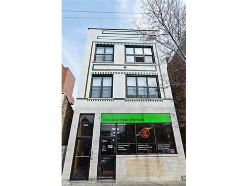 2245 N Western Unit 3R, Chicago, IL 60647 Bucktown