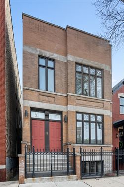 1931 N Leavitt, Chicago, IL 60647 Bucktown