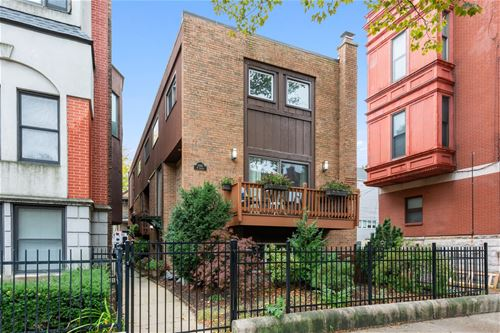 1045 W Altgeld Unit C, Chicago, IL 60614 Lincoln Park