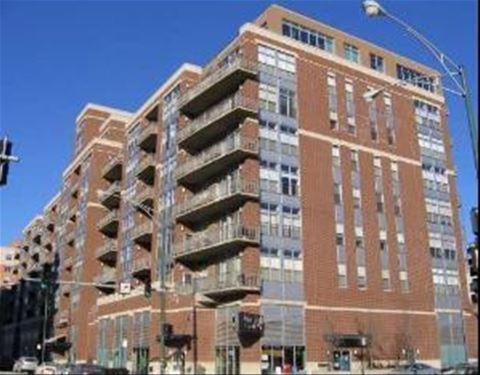 111 S Morgan Unit 812, Chicago, IL 60607 West Loop